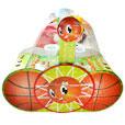 篮球对战儿童游戏机