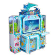 全民叉鱼儿童游戏机(扭蛋版)