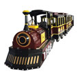 无轨道电动小火车