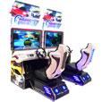 胜利追击赛车模拟游戏机