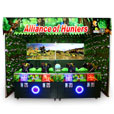 狩猎者联盟游戏机(65寸双屏版)