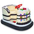 蛋糕碰碰车游艺机
