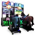 赛马场模拟机
