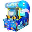 海豚历险射球游艺机
