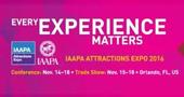 2016美国IAAPA展开幕精彩纷呈