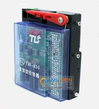 通利tw-830智慧型投币器说明书