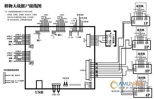最省电的鱼机后级电路图