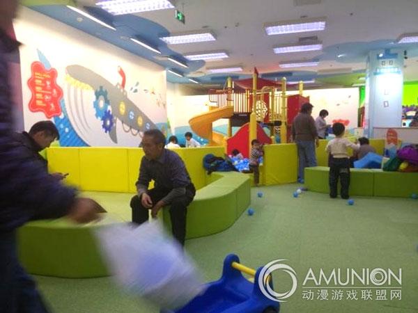 莫莉幻想 儿童主题乐园-动漫游戏联盟网