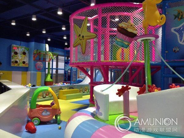 场地分布 >> 泰斗猩 儿童主题乐园       泰斗猩海洋主题儿童乐园进驻