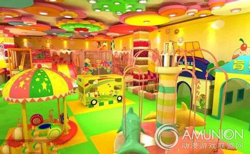 要偷就偷客户的心 浅析儿童乐园装修要点攻略!