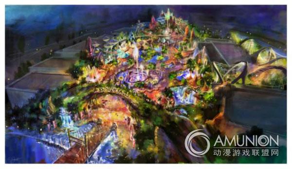 上海海昌极地海洋公园奠基 中国海洋主题公园进入全新