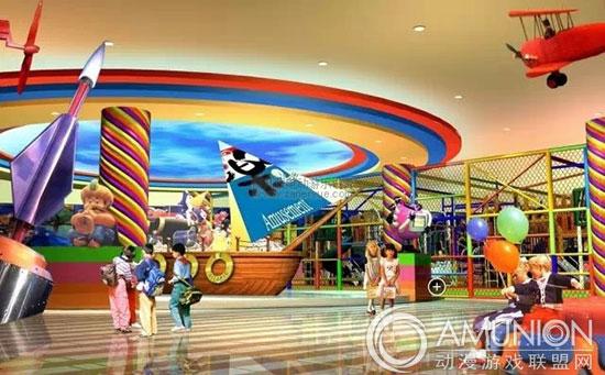 儿童游乐场设计应考虑的要素,注重的细节