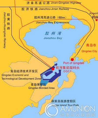 最新政策:山东青岛自贸区允许生产销售游戏机