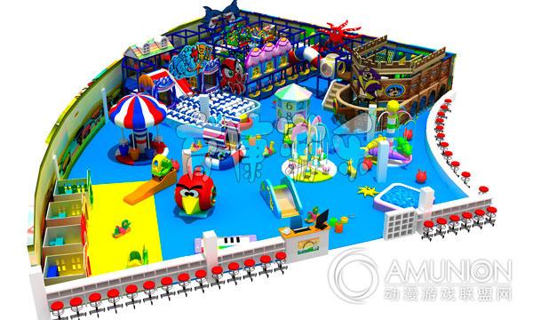 經營兒童游樂園該如何進行市場推廣