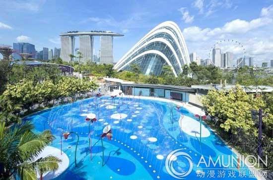国外儿童乐园设计案例欣赏——新加坡儿童花园