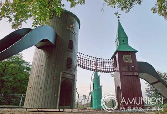 """国外儿童乐园设计案例欣赏——""""童话王国""""儿童游乐场"""