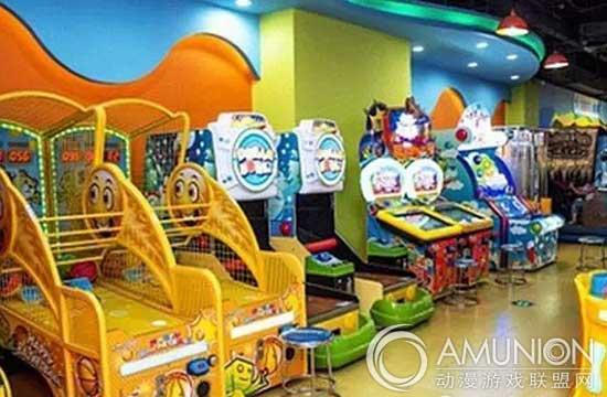 大白鲸儿童乐园 儿童游乐设备 室内儿童乐园