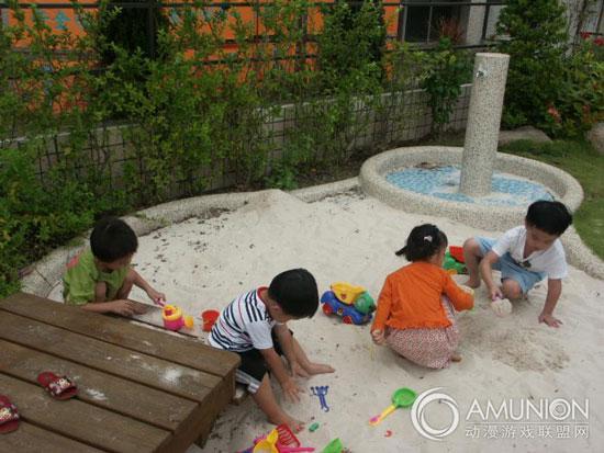 几种常见的儿童游乐设备的安全及对策!