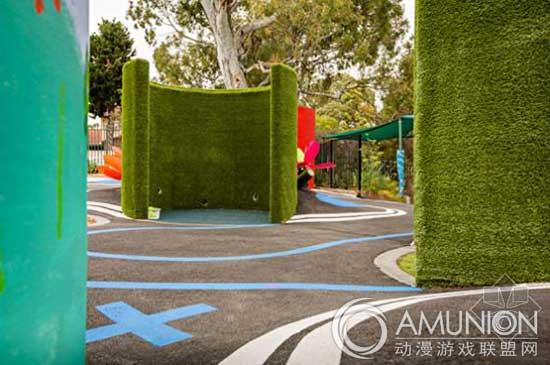 国外儿童乐园设计案例欣赏——澳大利亚儿童游乐场
