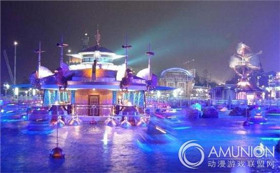 上海迪士尼乐园什么时候开业,上海迪士尼乐园地址