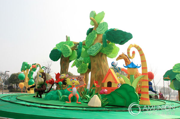 如何巧妙设计儿童游乐场的活动空间!