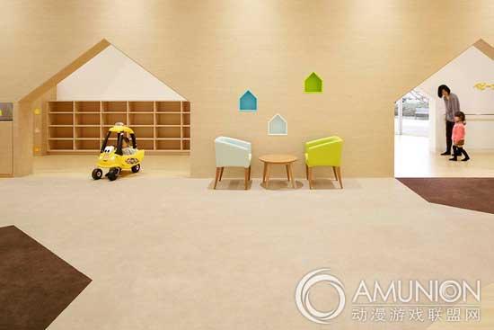 """国外儿童乐园设计欣赏——""""妈妈的微笑""""游乐场"""