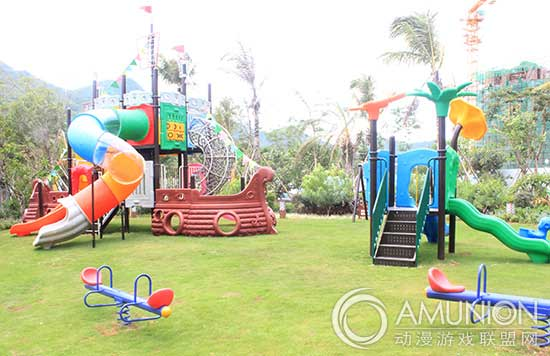 兒童游樂設施缺失,中山將加快建設兒童公園步伐