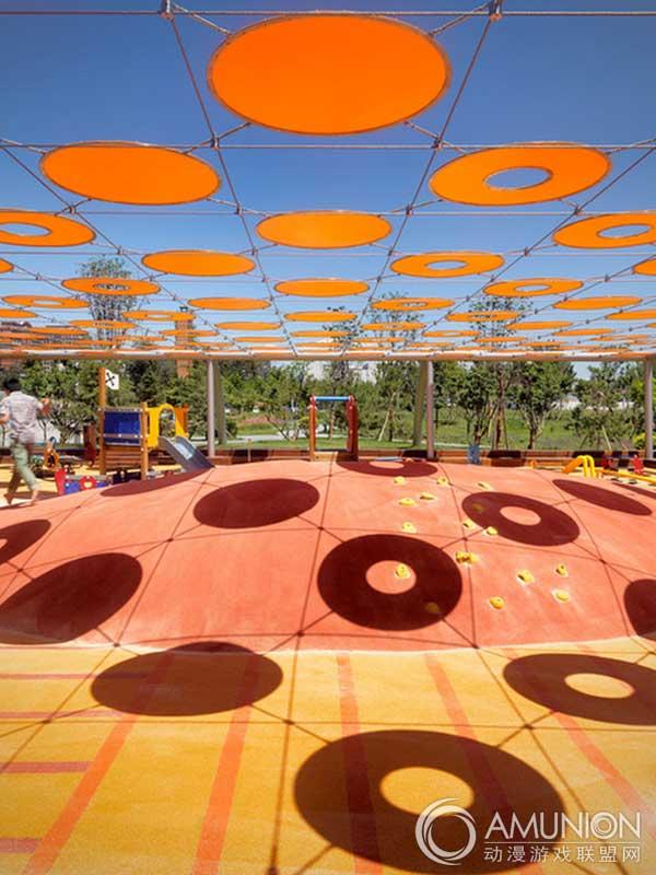 国内儿童游乐场欣赏——北京颐堤港儿童活动场