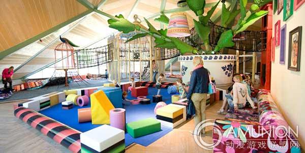 儿童乐园主题景观的创意设计
