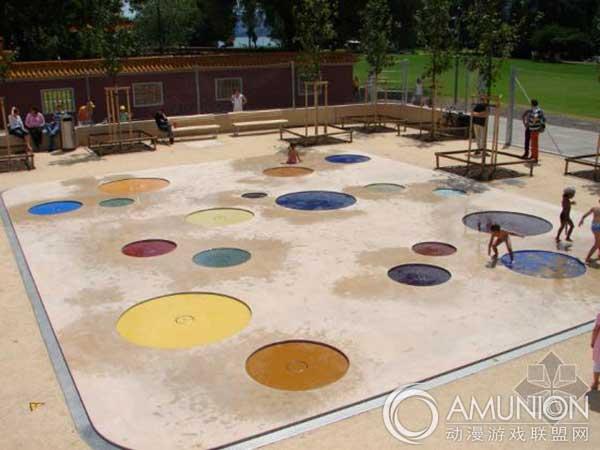 国外儿童乐园设计案例欣赏——苏黎世儿童游乐场