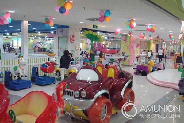 体验式儿童乐园如何组合才能有序经营?