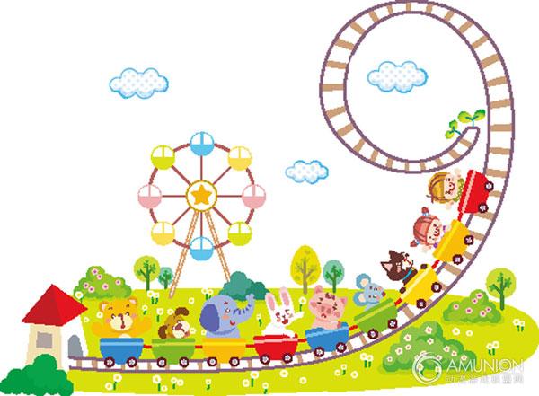 儿童游乐场设计工程需要留意的地方有哪些?