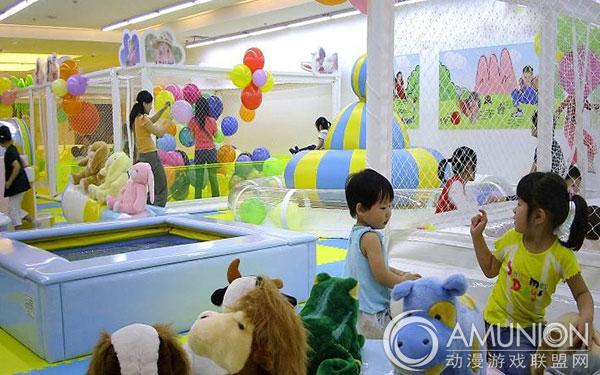 投资室内儿童乐园遇到的10个常见问题