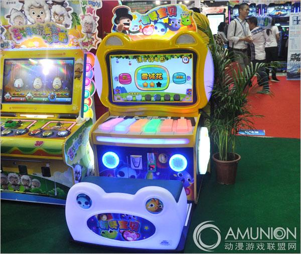 钢琴宝贝儿童游戏机视频玩法介绍