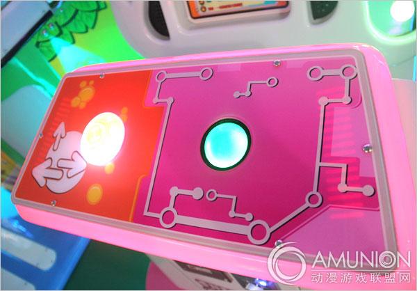地铁跑酷儿童游戏机