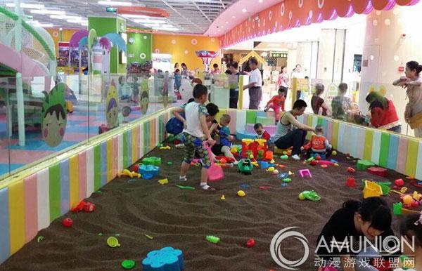 西宁室内儿童乐园人气旺