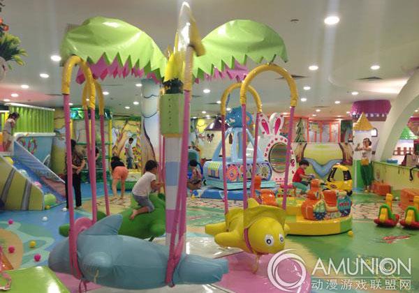室内儿童乐园项目:Carrera卡雷拉路轨赛车,IU梦儿童主题乐玩店(哎