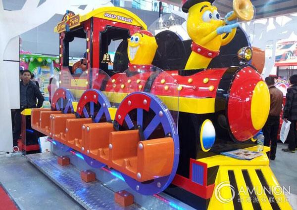 中国室内儿童游乐设备具有强大的生命力!