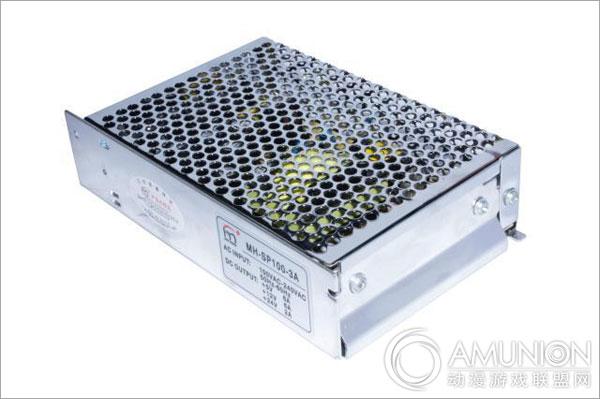 SP100游戏机输出电源,开关式直流稳压器,可220V转5V 12V 24V,接线端电源开关电源。 产品规格: 外形尺寸:L159W97H38(mm) 输入电压:85-260(V) 输出电压:5、12、24(V) 输出功率:70-100(W)  SP100游戏机输出电源展示图  SP100游戏机输出电源侧面展示图  SP100游戏机输出电源实拍 【动漫游戏联盟网】为您提供最新的SP100游戏机输出电源价格、厂家及批发信息。 如需了解更多,可直接咨询在线客服。