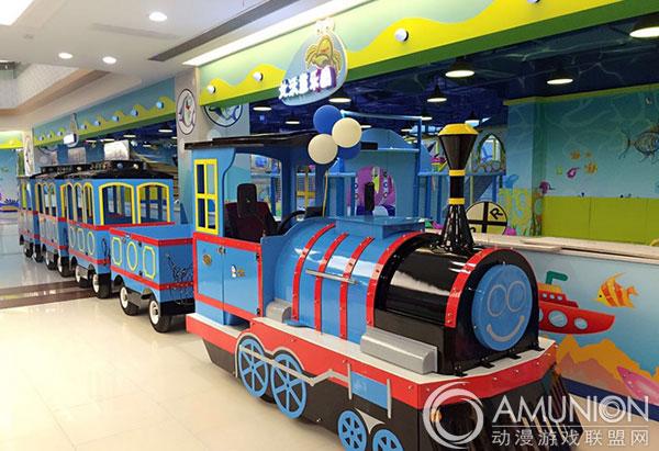 卖场变身游乐园,体验式儿童乐园为聚银时代吸睛