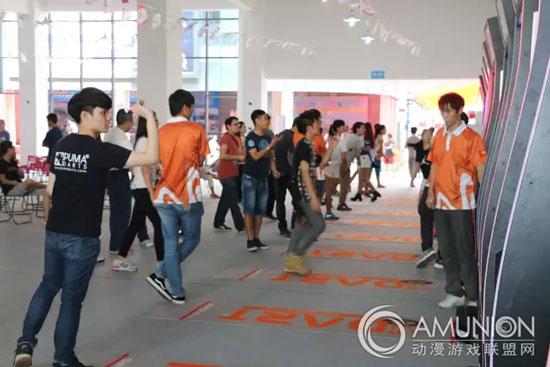 2015西浦·新世界iDart™飞镖联赛(中山站)