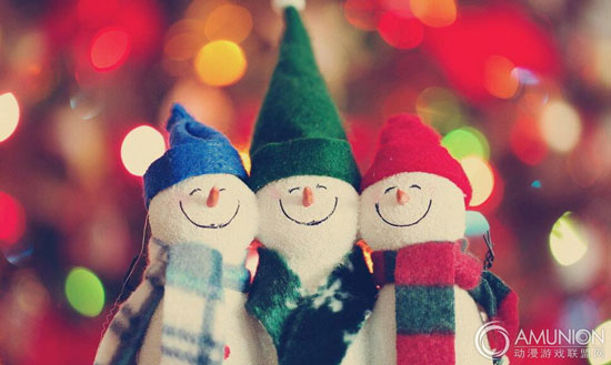 圣诞节来了 儿童乐园如何策划营销活动?