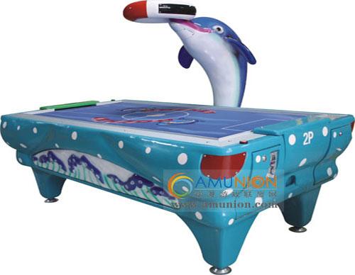 海豚曲棍球游戏机