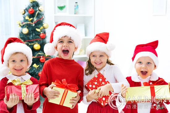 儿童乐园圣诞活动?