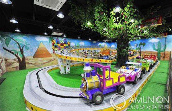 室内儿童乐园空间设计案例