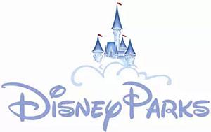 迪士尼乐园Logo