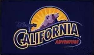 加州冒险乐园Logo