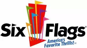六旗主题乐园Logo