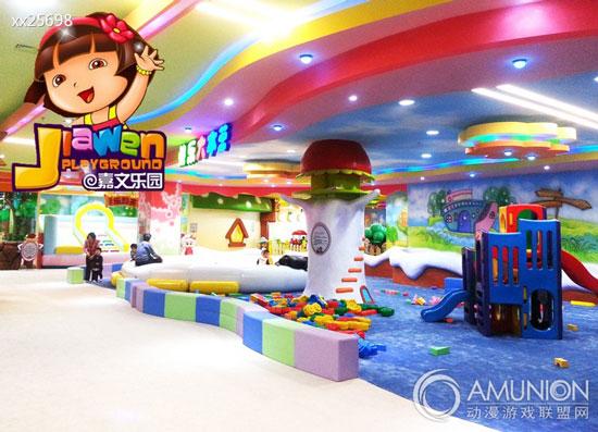 儿童室内游乐园品牌排行榜 儿童室内游乐园品牌有哪些