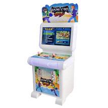 超级宝贝格斗游戏机